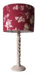 "Annie Table Lamp Beech 450mm (18"")"